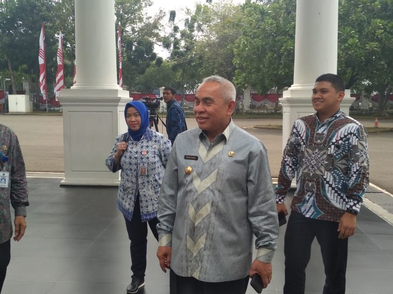 5 Fraksi DPRD Gulirkan Interpelasi ke Gubernur Kaltim Isran Noor