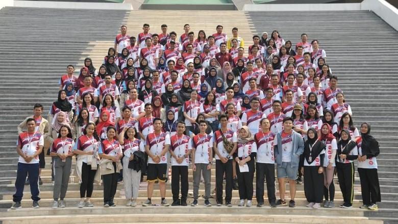 MPR Uji Pengetahuan Konstitusi dan Kenegaraan Mahasiswa di Ajang Ini