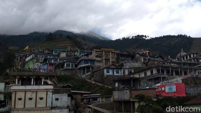 Dusun tertinggi di Magelang mirip di Nepal