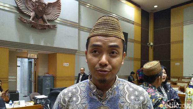 perwakilan dari Pondok Pesantren Tebu Ireng, Ahmad Roziki