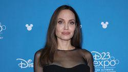 Curhat Angelina Jolie soal Kehidupan Setelah Perceraian