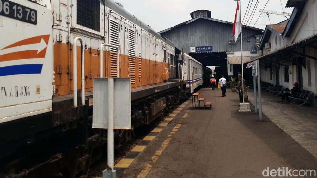 Menjajal Jalur Kereta Peninggalan Belanda di Jawa Barat