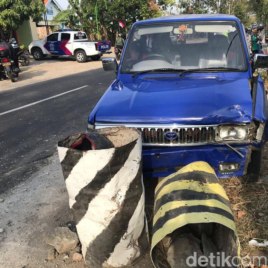 Jatuh dari Motor Lalu Tertabrak Mobil, Seorang Siswi SMA di Ponorogo Tewas