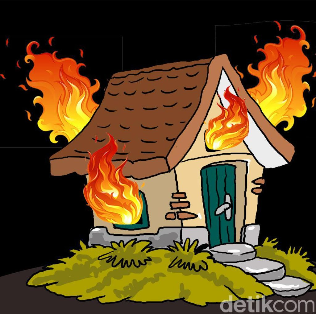Kisah Nahas Bocah Tewas Terbakar karena Rumah Dikunci