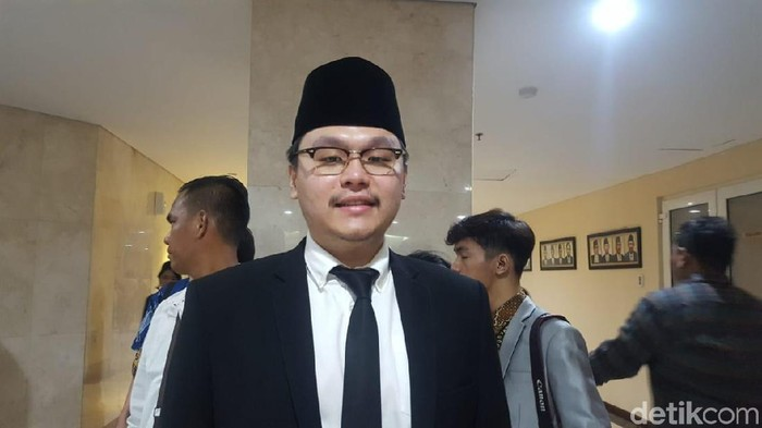 Anggota DPRD DKI F-PSI, William Aditya Sarana. (Foto: Dwi Andhayani/detikcom)
