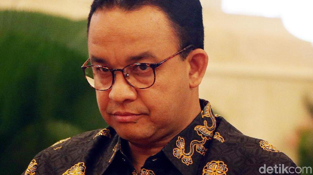 Anies Bicara Nasib Jakarta Setelah Ibu Kota Pindah