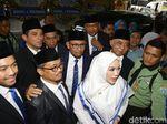 Video Hadiri Pelantikan, 9 Anggota DPRD DKI Fraksi PAN Naik Angkot