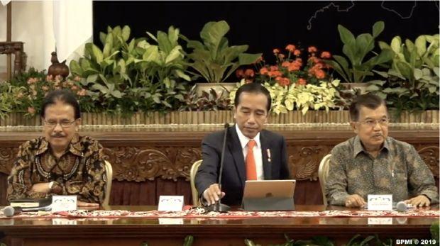 Ini Alasan Jokowi Ngotot Pindahkan Ibukota RI ke Luar Jawa