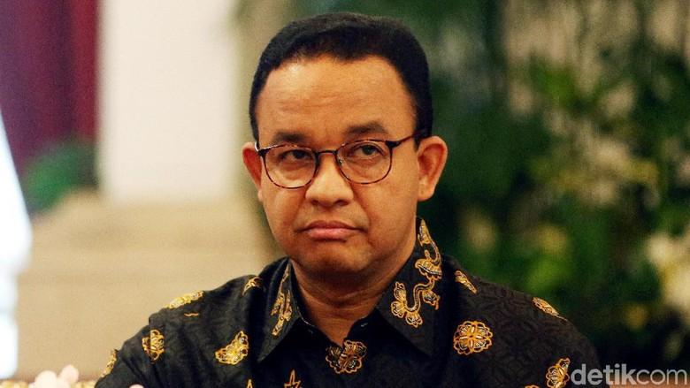 Setahun Single, Anies Minta DPRD Prioritaskan Pemilihan Wagub DKI
