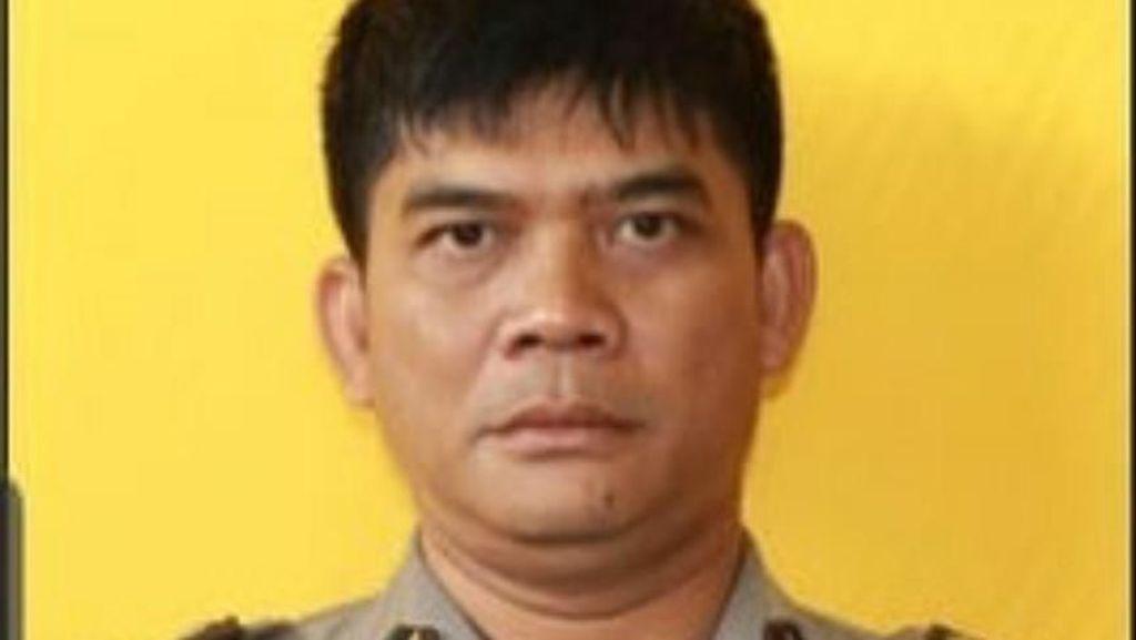 Meninggal Akibat Terbakar Api Mahasiswa, Ipda Erwin Dimakamkan di Cianjur