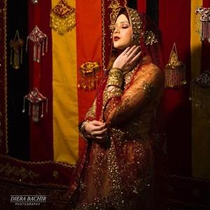 Gaya Hijab Cut Meyriska dari Pengajian Sampai Resepsi Pernikahan