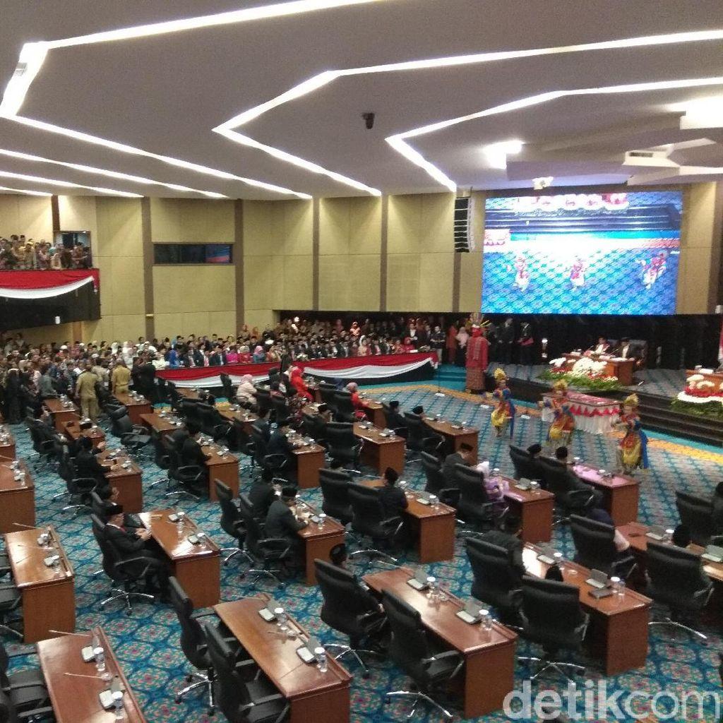 Politikus PDIP dan Gerindra Jadi Pimpinan Sementara DPRD DKI