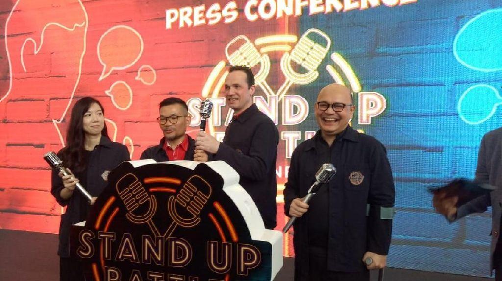 Telkomsel Gelar Stand Up Battle Indonesia Berhadiah Rp 250 Juta