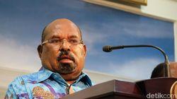 Gubernur Papua Lukas Enembe Tolak Penunjukan Sekda Papua Jadi Plh