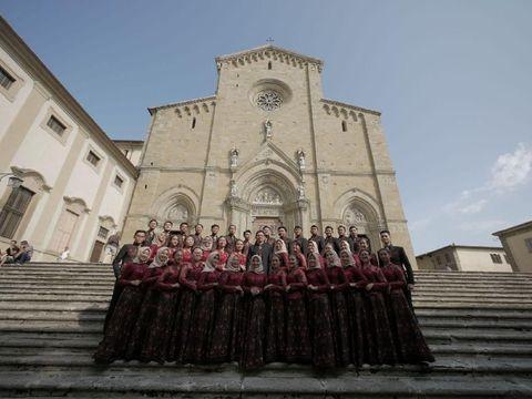 Paduan Suara Unpad Sabet 7 Gelar Kompatisi Internasional di Itali