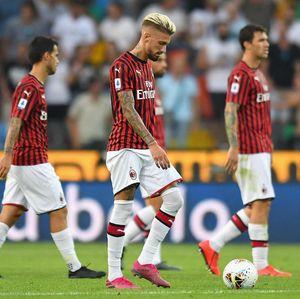 Milan Sedang Akrab dengan Kekalahan di Pekan Pertama Liga Italia