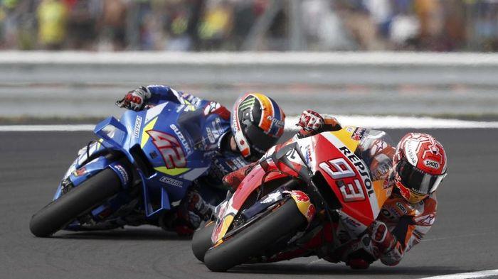 Dua tuan rumah sementara MotoGP 2020 masih mungkin dicoret (Adrian DENNIS / AFP)