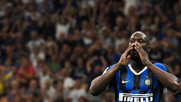 Romelu Lukaku memulai petualangan baru bersama Inter Milan.