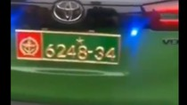 Video Mobil Sipil Beratribut TNI Kebut-kebutan di Tol Dikejar PM