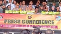 Polisi Gagalkan Penyelundupan 26 Kg Sabu di Pontianak, 2 WNA Ditangkap