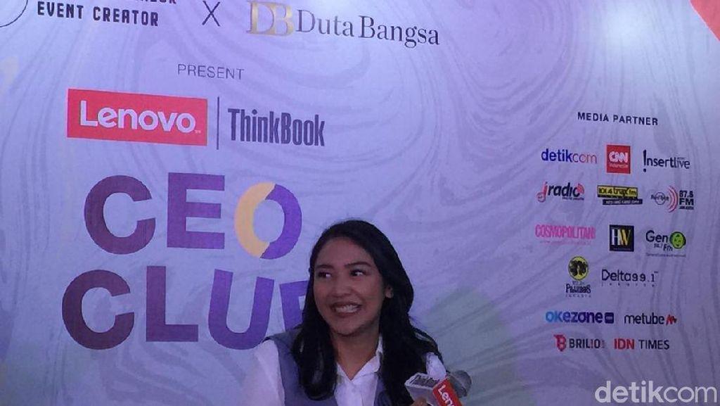 Putri Tanjung Ajak Milenial Jadi Bos Startup