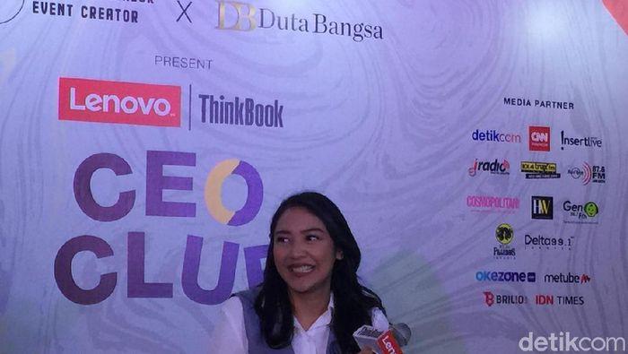 Putri Tanjung/Foto: Vadhia Lidyana/detikFinance