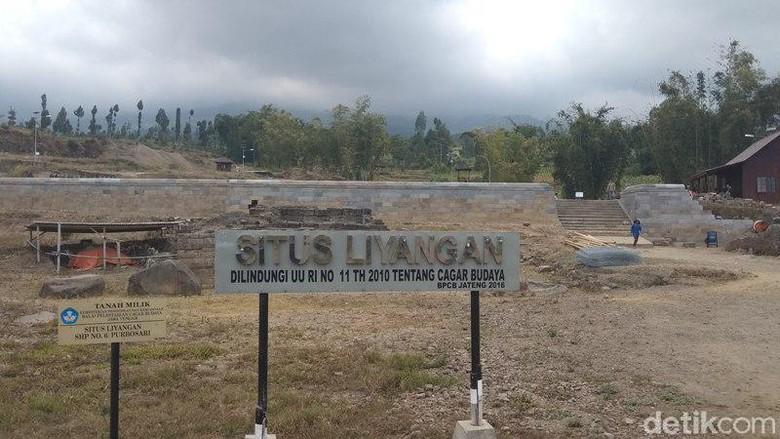 Temuan Baru Ekskavasi di Situs Liyangan (Eko/detikcom)