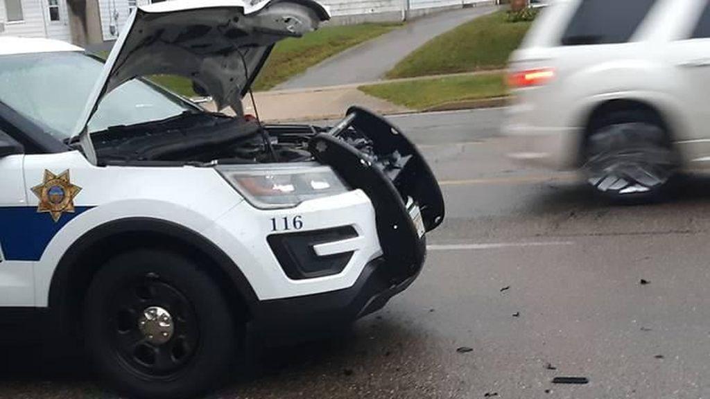 Mobil Polisi yang Dicuri Picu Kecelakaan Fatal di AS, 2 Anak Tewas