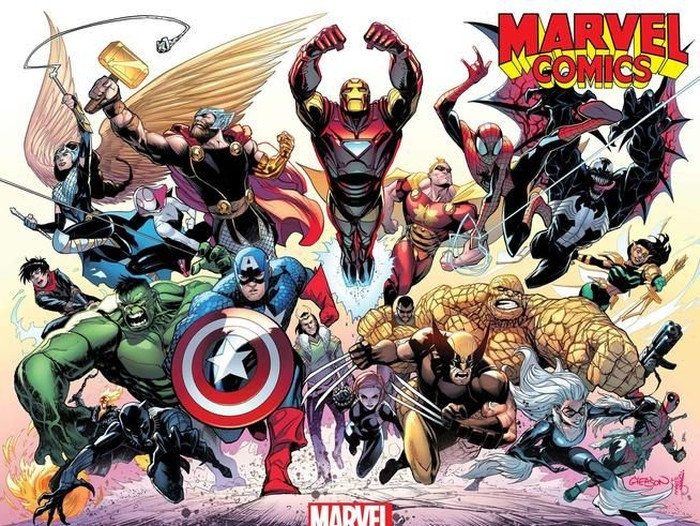 Marvel Comics edisi #1001