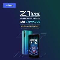 Desain Baru vivo Z1 Pro, Ultra O Screen yang Bikin Tampil Beda