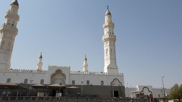 Masjid Quba.