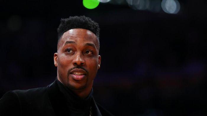 Dwight Howard kembali ke LA Lakers di musim NBA 2019/2020. (Foto: Yong Teck Lim / Getty Images)