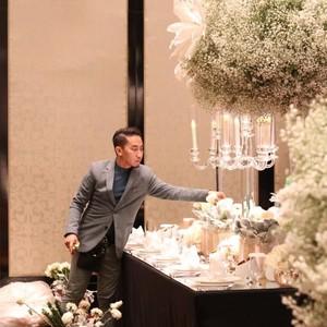 The Trans Luxuruy Hotel Bandung Gelar Kelas Merangkai Bunga