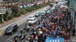 Ratusan Difabel Turun ke Jalan Kampanyekan Keadilan HAM