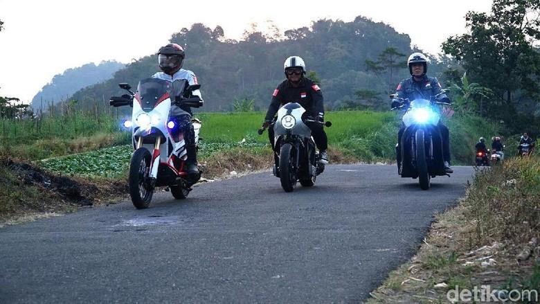 3 motor modifikasi Honda PCX Foto: PT Astra Honda Motor