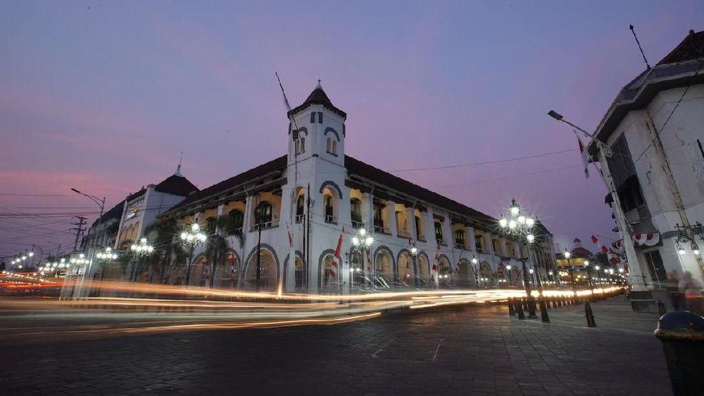 Weekend Ini, Mampir ke Festival Kota Lama Semarang Yuk!