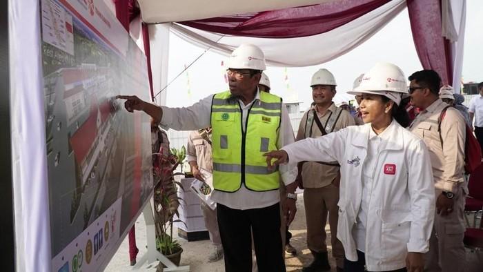 Rini Dorong Ukm Binaan Bumn Jualan Di Rest Area Tol Trans Sumatera