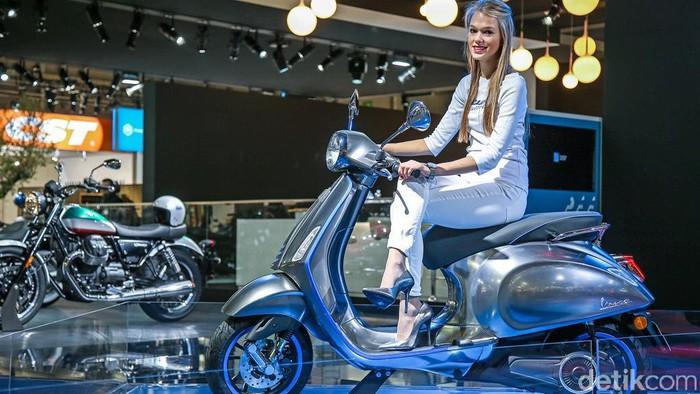 Vespa Elettrica di EICMA Milan Motor Show