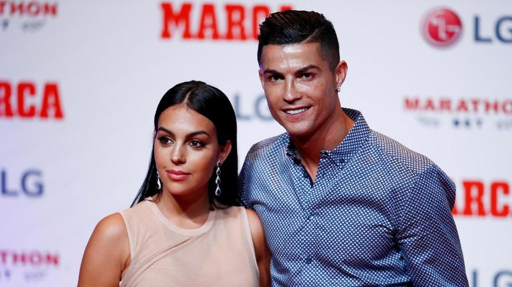 Pacar Cristiano Ronaldo Dulu Bergaji Rp 1,3 Juta Kini Punya Harta Rp 70 M