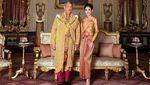 Sosok Selir Raja Thailand yang Dicabut Gelarnya karena Tidak Setia