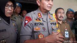 Polisi Masih Olah TKP Ledakan Mako Brimob Semarang