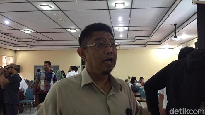 Direktur RSUP HAM Bambang Prabowo. Foto: Khairul Ikhwan Damanik