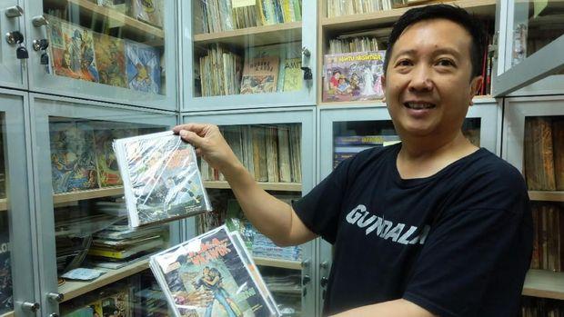 Gundala Ketemu Superman di Yogyakarta