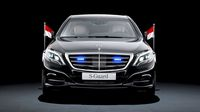 Jadi Presiden dan Wapres, Jokowi-Ma'ruf Bakal Pakai Mobil Ini