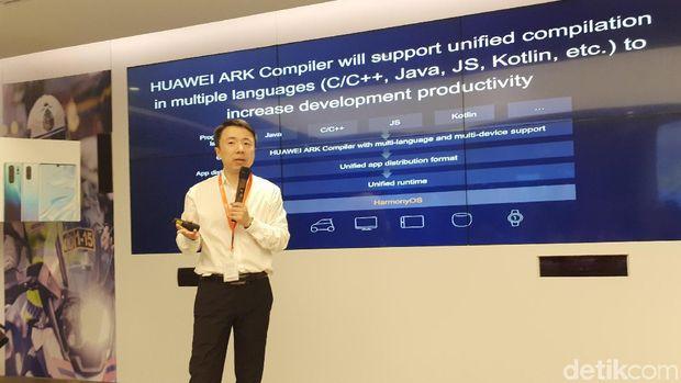 Huawei Klaim Harmony Lebih Aman dari Android, Ini Alasannya