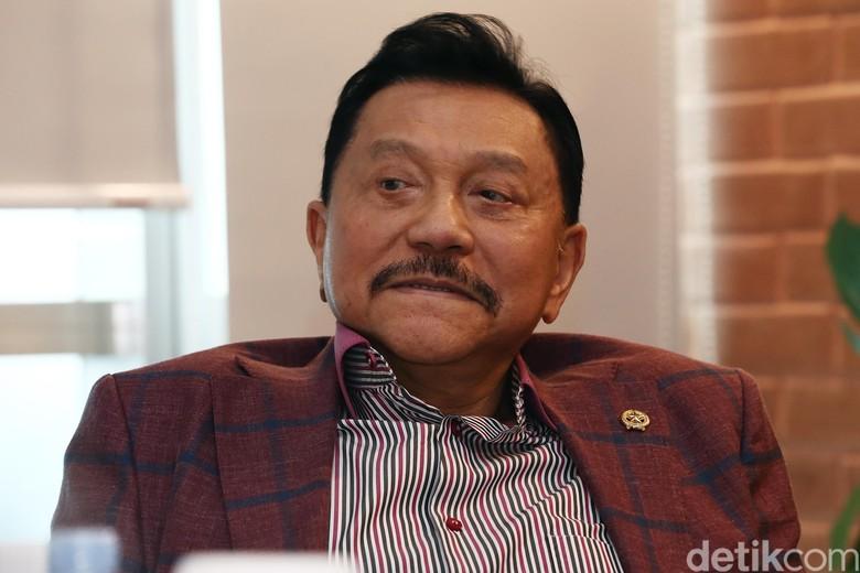 Hendropriyono: KSAD-Dankormar Prajurit Setia, Tak Mungkin Ada People Power!