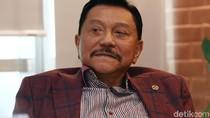 Hendropriyono: BIN Ubah Lawan Jokowi di Pilpres Jadi Kawan