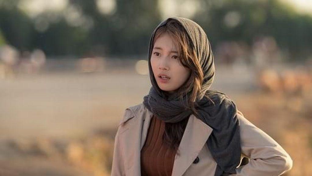 Saat Bae Suzy Jadi Hijabers di Episode Terbaru Drakor Vagabond