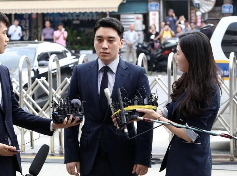 Foto: Seungri (Chung Sung-Jun/Getty Images)
