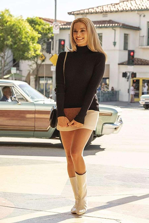 Mengulik Penampilan Margot Robbie di Once Upon a Time In Hollywood